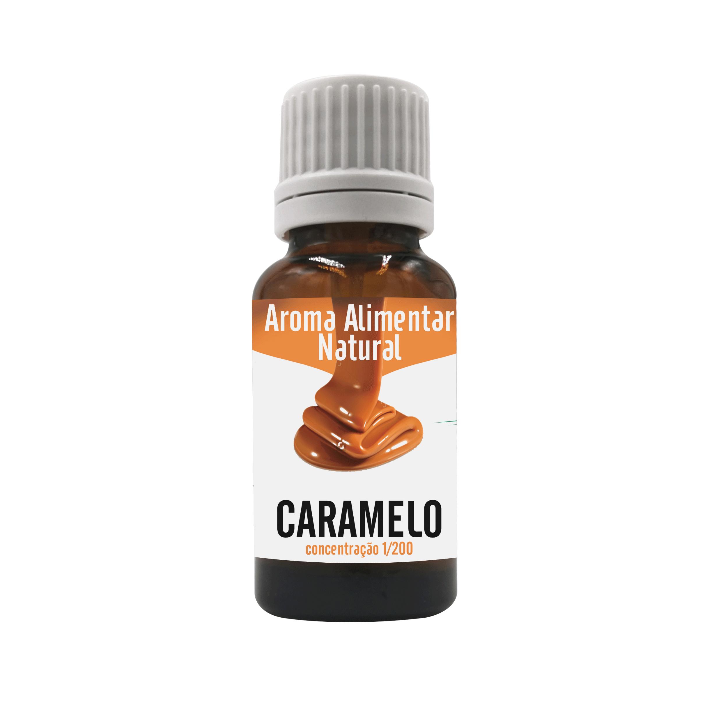 Aroma Alimentar de Caramelo