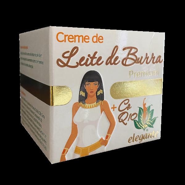 Creme Leite de Burra com CoQ10 PREMIUM