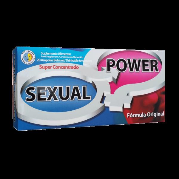 Sexual Power ampolas