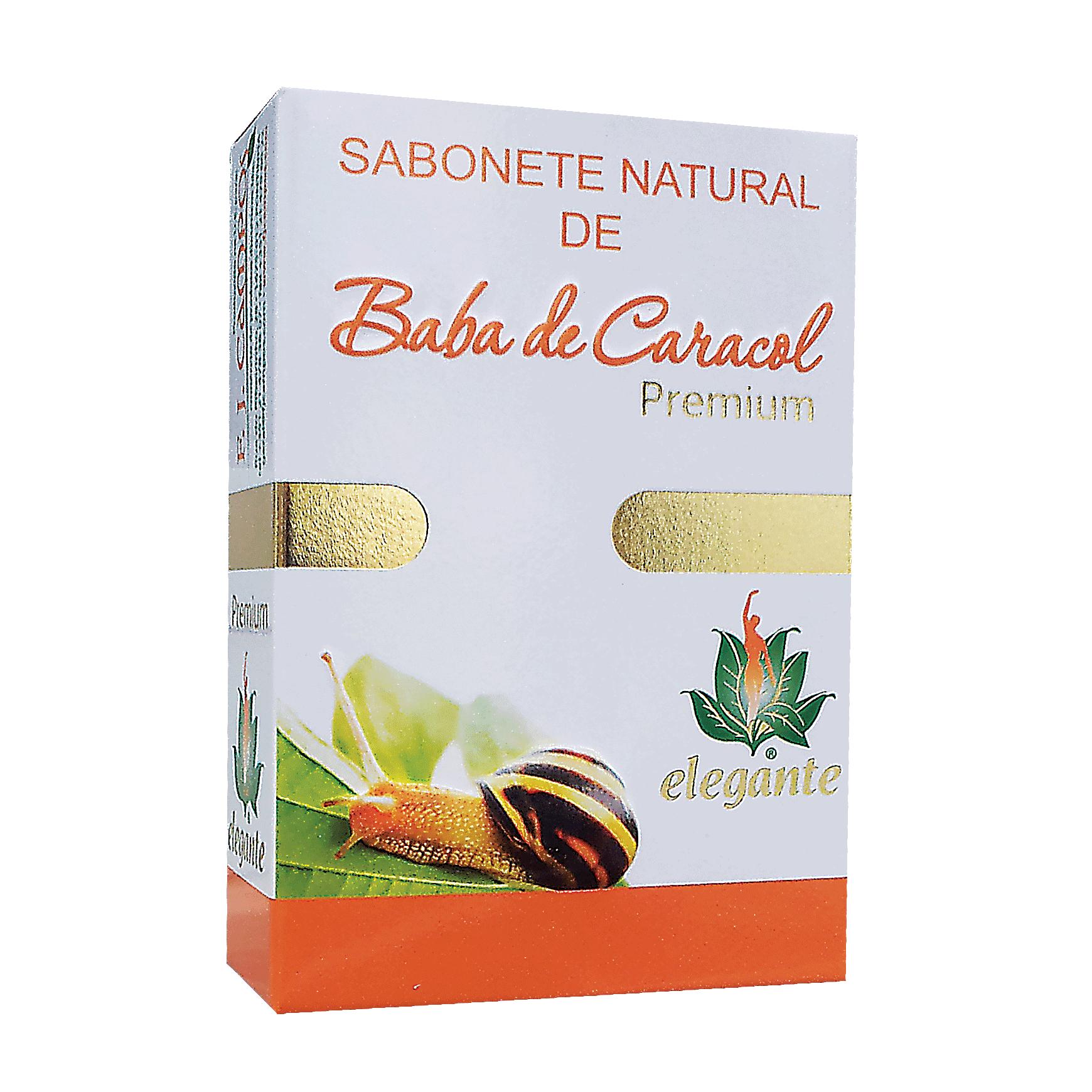 Sabonete Baba de Caracol PREMIUM