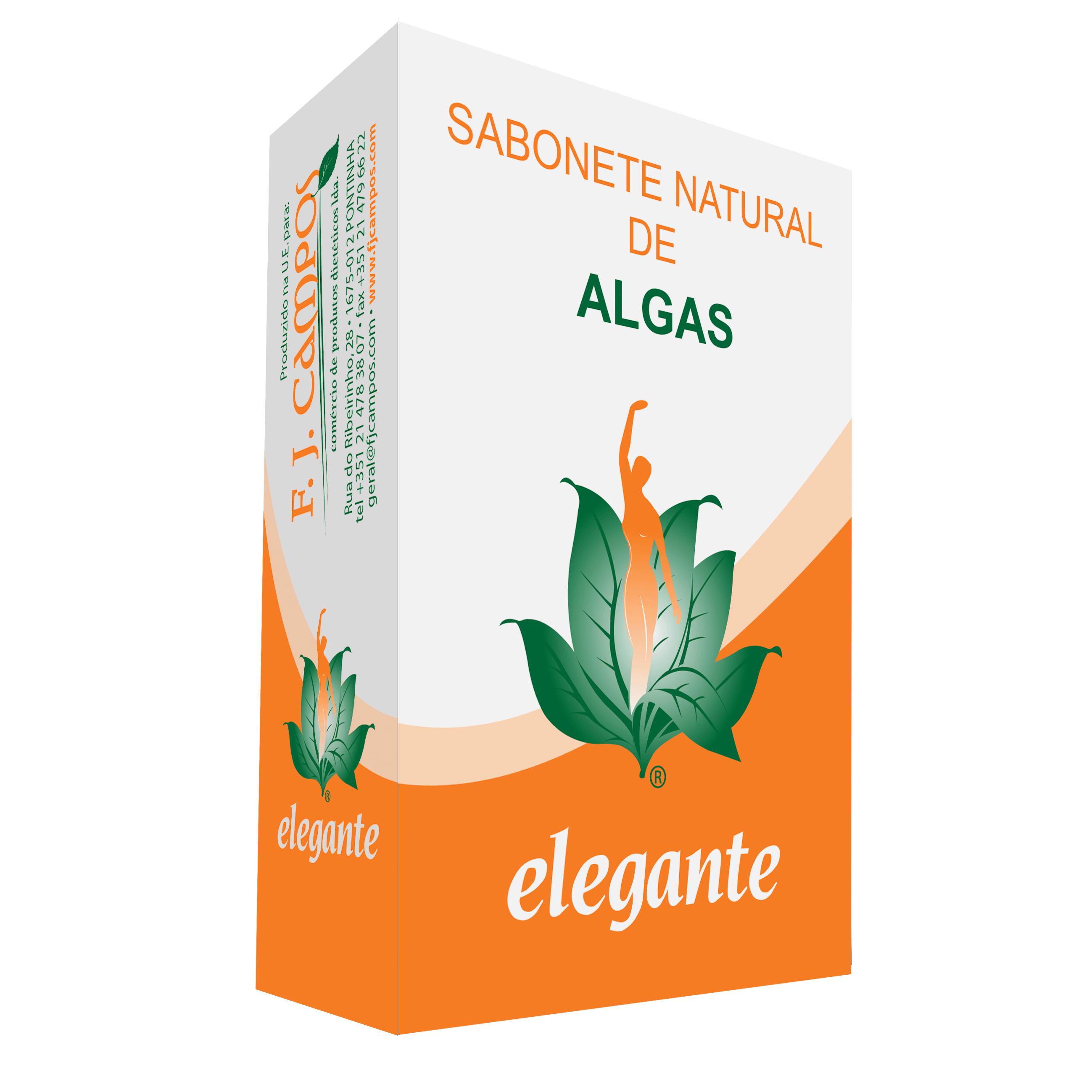 Sabonete Algas