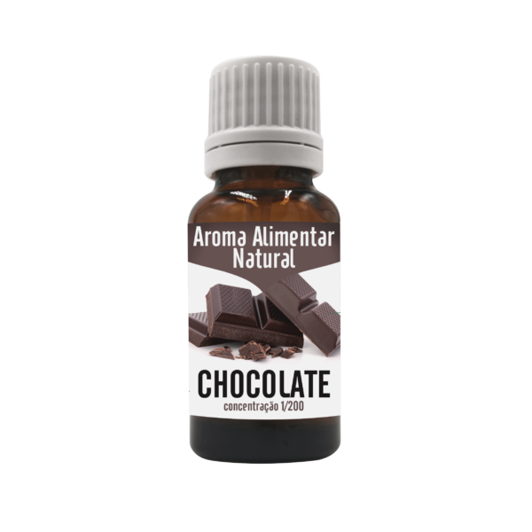 Aroma Alimentar de Chocolate