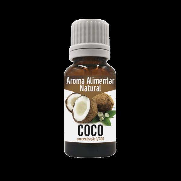 Aroma Alimentar de Coco