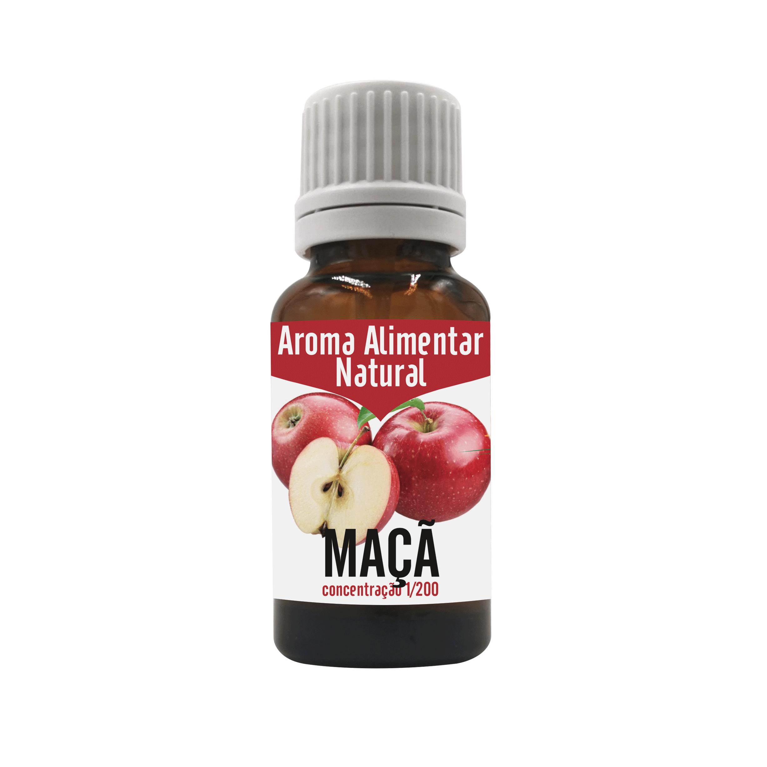 Aroma Alimentar de Maçã