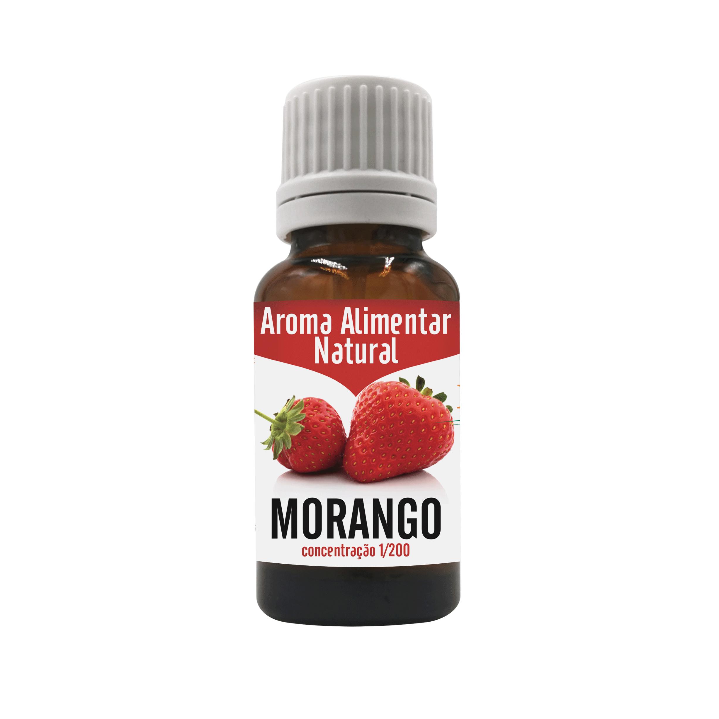 Aroma Alimentar de Morango