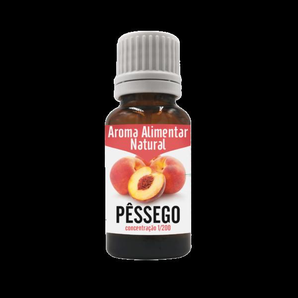Aroma Alimentar de Pêssego