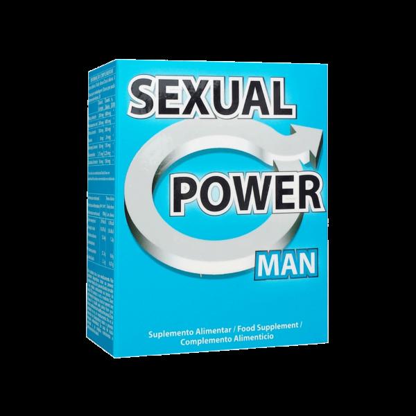 Sexual Power Man