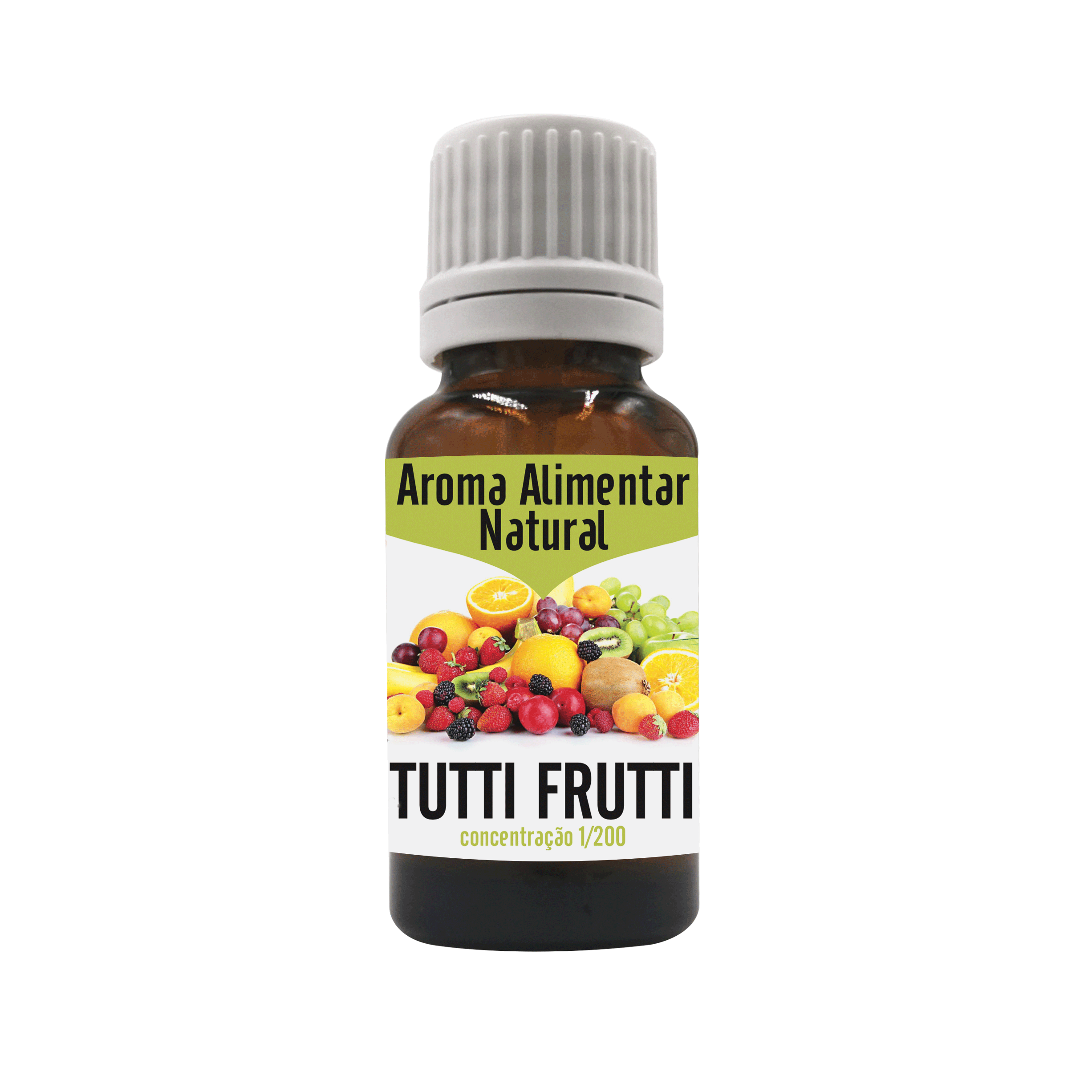 Aroma Alimentar de Tutti-frutti